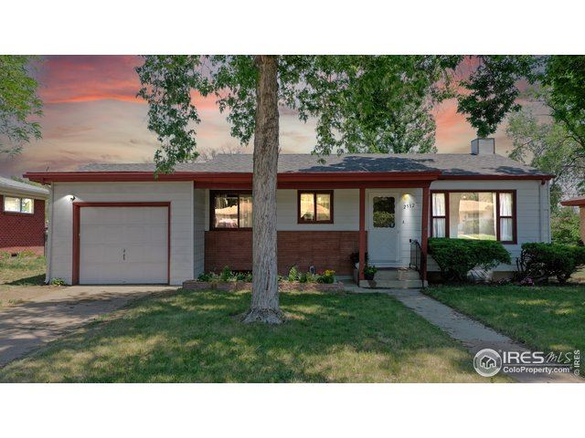 2512 13th Ave, Greeley, CO 80631 - #: 943186