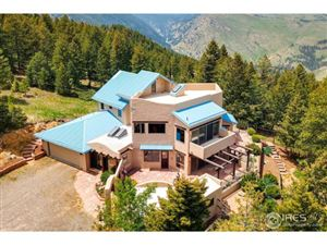 Photo of 2038 Magnolia Dr, Nederland, CO 80466 (MLS # 851187)