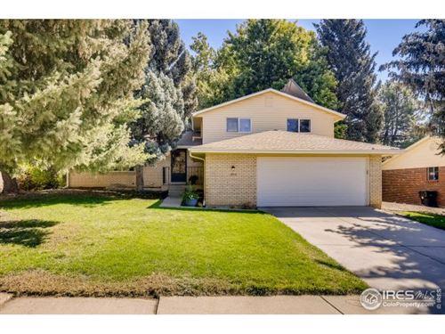 Photo of 4610 Greylock St, Boulder, CO 80301 (MLS # 951188)