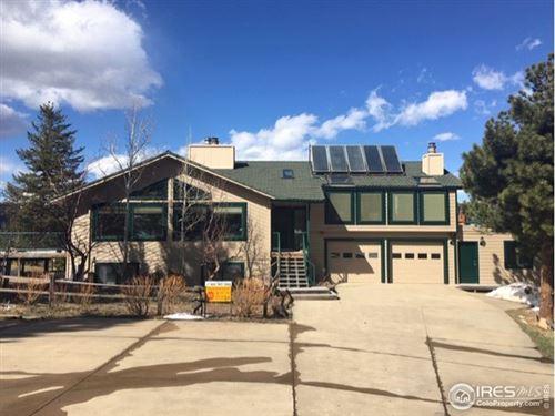 Photo of 384 Deer  Trail Rd, Boulder, CO 80302 (MLS # 904190)