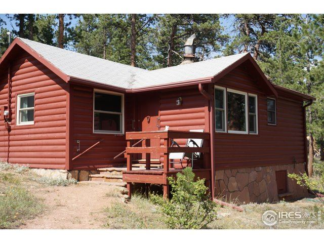 320 Ski Rd, Allenspark, CO 80510 - #: 921194