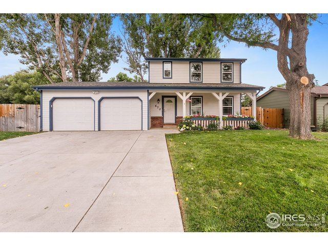 672 Hanna St, Fort Collins, CO 80521 - #: 945195