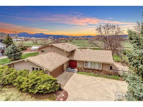 Photo of 4311 Carter Trl, Boulder, CO 80301 (MLS # 904199)