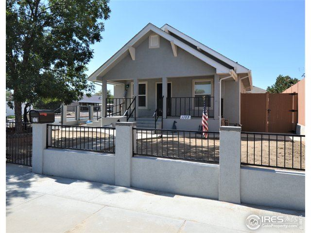 1103 State St, Fort Morgan, CO 80701 - #: 951202