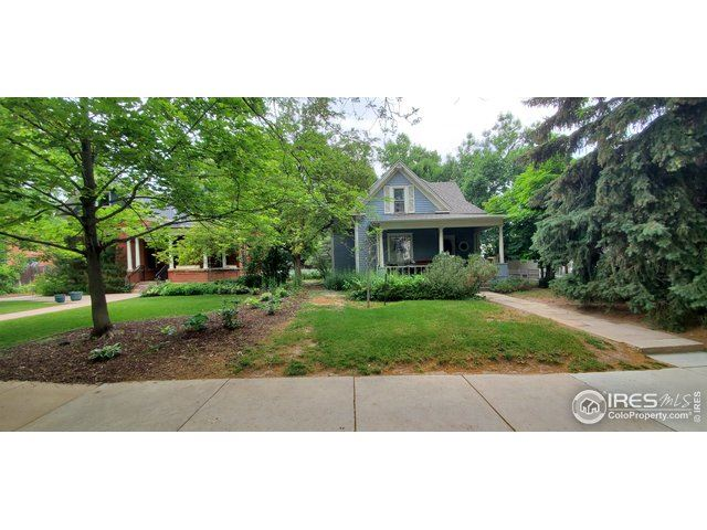 408 W Mountain Ave, Fort Collins, CO 80521 - #: 945203