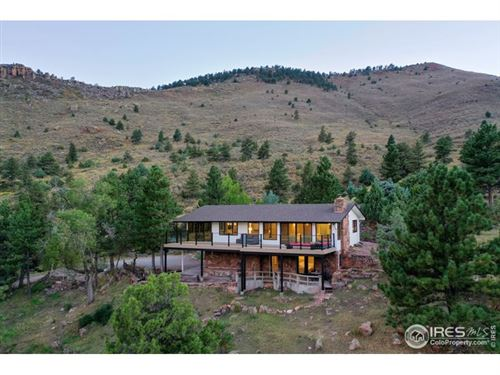 Photo of 703 Apple Valley Rd, Lyons, CO 80540 (MLS # 951205)
