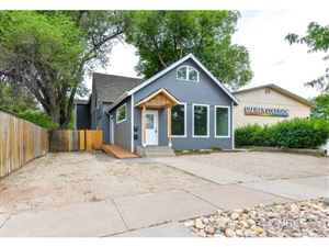 Photo of 317 Stover St Unit A, Fort Collins, CO 80524 (MLS # 886209)