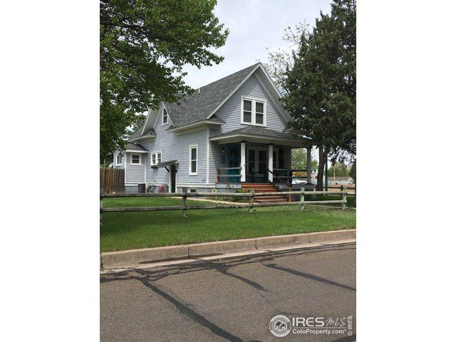 106 S Reynolds Ave, Holyoke, CO 80734 - #: 881211