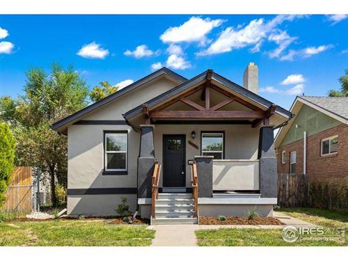 Photo of 3546 N Garfield St, Denver, CO 80205 (MLS # 951217)