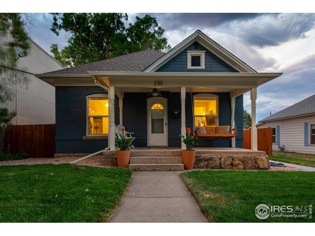 230 N Grant Ave, Fort Collins, CO 80521 - #: 918217