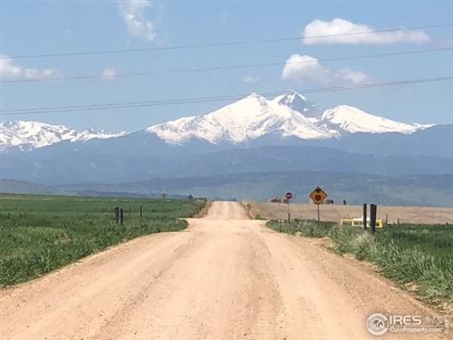 Photo of (TBD) CR 36 and CR 3, Berthoud, CO 80513 (MLS # 946219)