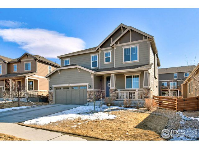 632 Dawn Ave, Erie, CO 80516 - #: 934220