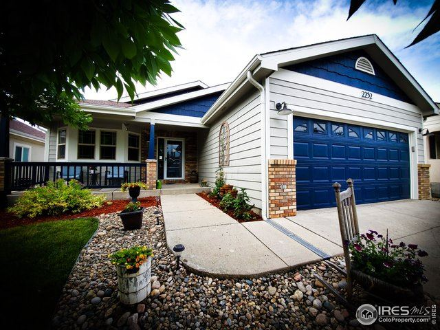 2252 Paonia St, Loveland, CO 80538 - #: 943230