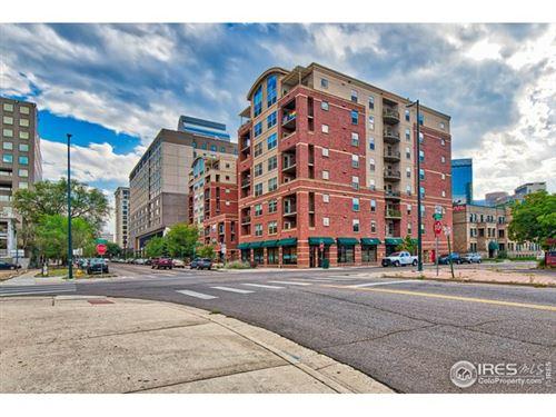 Photo of 1975 N Grant St 710, Denver, CO 80203 (MLS # 932232)