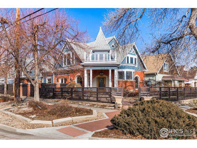 Photo for 1603 Spruce St, Boulder, CO 80302 (MLS # 933233)