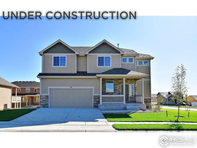 1525 Wavecrest Dr, Severance, CO 80550 - #: 898239
