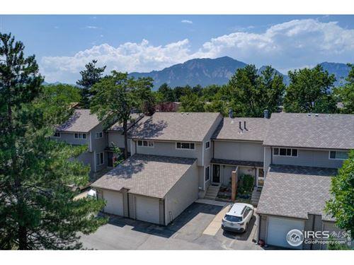 Photo of 1571 Bradley Dr, Boulder, CO 80305 (MLS # 947240)