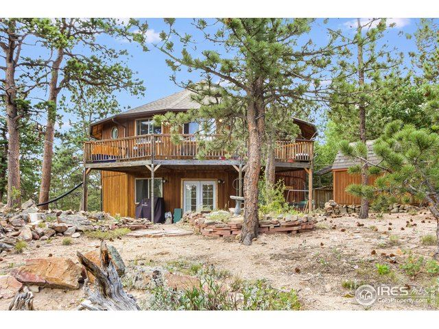 10 Kittle Ct, Allenspark, CO 80510 - #: 919241