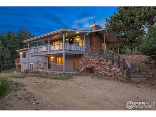 Photo of 1073 Deer Trail Rd, Boulder, CO 80302 (MLS # 920242)