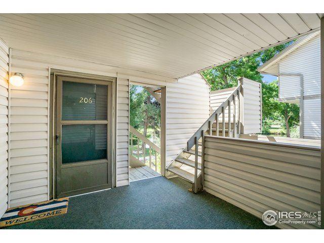 1705 Heatheridge Rd M-206, Fort Collins, CO 80526 - #: 945242