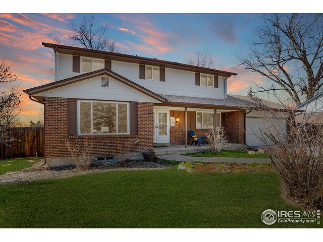 Photo for 4667 Ashfield Dr, Boulder, CO 80301 (MLS # 907243)