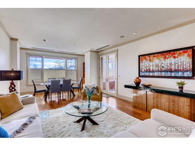 Photo for 1301 Canyon Blvd 202 #202, Boulder, CO 80302 (MLS # 874253)