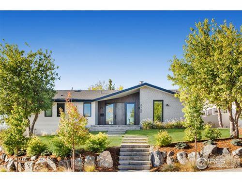 Photo of 2550 Balsam Dr, Boulder, CO 80304 (MLS # 927255)