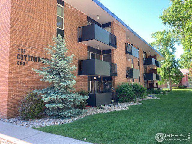 620 Mathews St 206, Fort Collins, CO 80524 - #: 942258