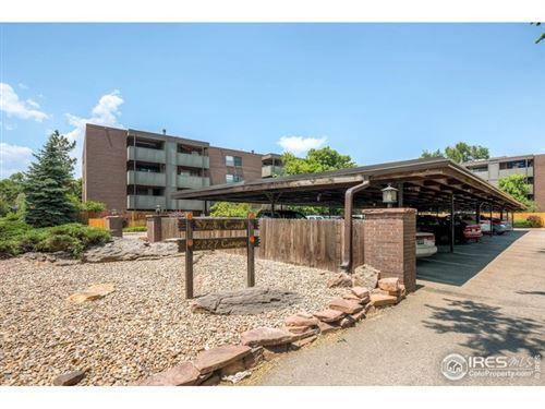 Photo of 2227 Canyon Blvd B-357, Boulder, CO 80302 (MLS # 947262)