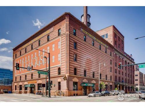 Photo of 1801 Wynkoop St 402, Denver, CO 80202 (MLS # 944263)