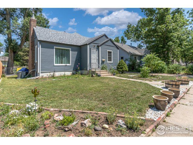 1520 14th Ave, Greeley, CO 80631 - #: 943267