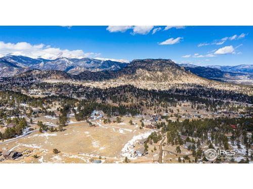 Photo of 2600 Grey Fox Dr, Estes Park, CO 80517 (MLS # 934268)