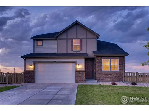 Photo of 5118 Odessa Lake St, Timnath, CO 80547 (MLS # 869269)