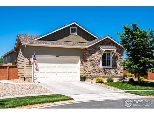 483 W 172nd Pl, Broomfield, CO 80023 - #: 942270