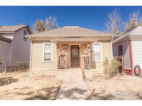 Photo of 227 13th St, Greeley, CO 80631 (MLS # 952272)