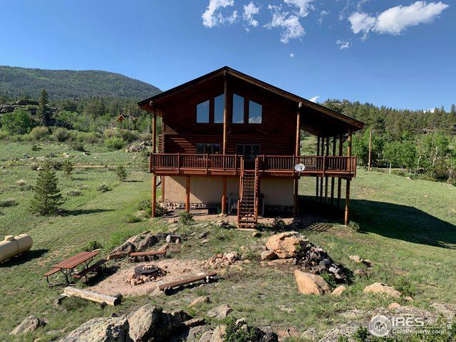 357 Navajo Rd, Red Feather Lakes, CO 80545 - #: 943276