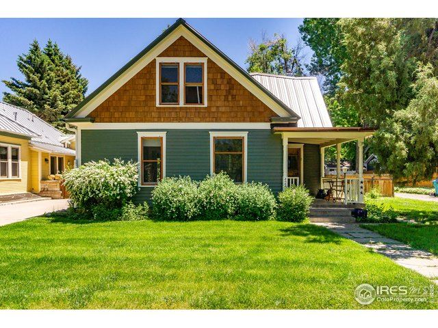 116 N Grant Ave, Fort Collins, CO 80521 - #: 942279