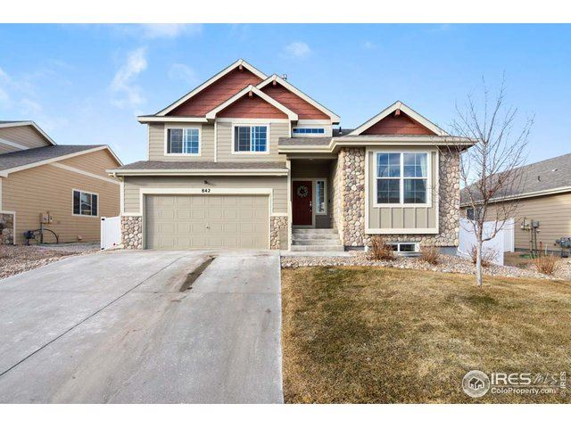842 Sunlight Peak Dr, Severance, CO 80550 - #: 904280
