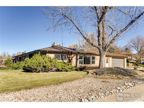 Tiny photo for 940 Crescent Dr, Boulder, CO 80303 (MLS # 899281)