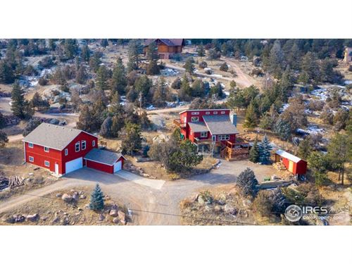 Photo of 113 Choctaw Rd, Lyons, CO 80540 (MLS # 933284)