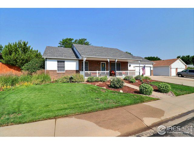 207 N 42nd Ave, Greeley, CO 80634 - #: 946285