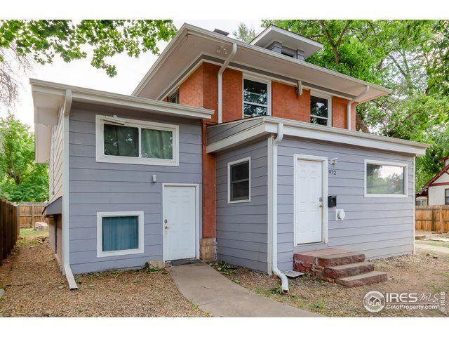 972 Pleasant St, Boulder, CO 80302 - #: 919287