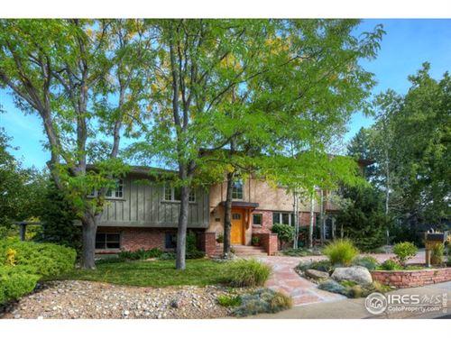 Photo of 2384 Dennison Ln, Boulder, CO 80305 (MLS # 927290)