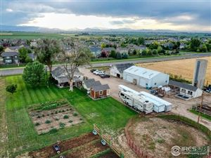 Photo of 20300 County Road 17, Johnstown, CO 80534 (MLS # 888293)