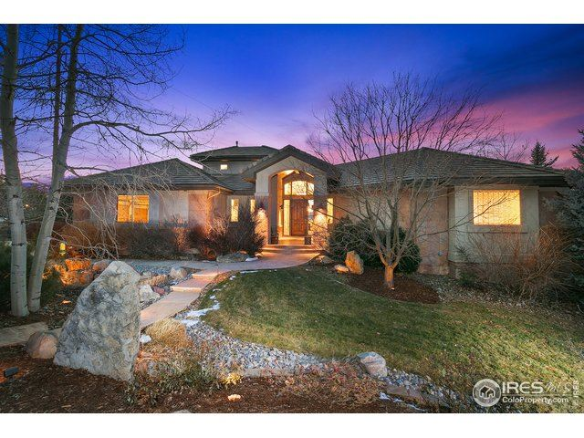 Photo for 7469 Spring Dr, Boulder, CO 80303 (MLS # 921294)
