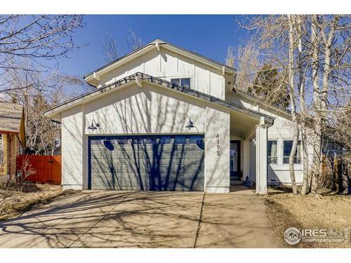 Photo of 4195 Corriente Pl, Boulder, CO 80301 (MLS # 936300)