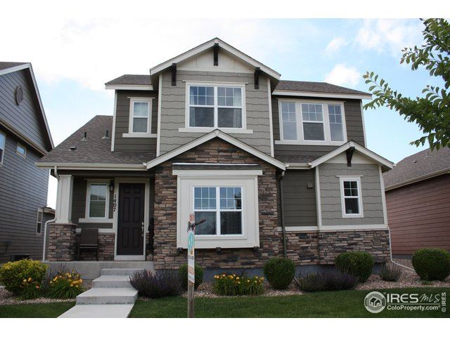 1407 Armstrong Drive, Longmont, CO 80504 - #: 886305