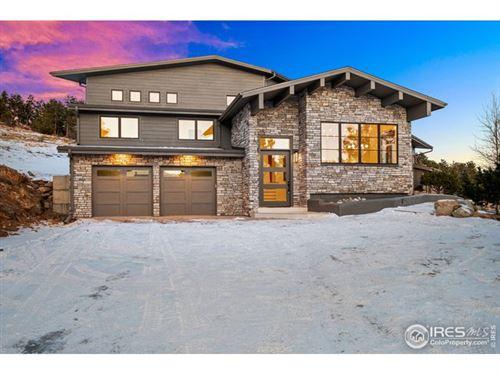Photo of 4872 Sugarloaf Rd, Boulder, CO 80302 (MLS # 930310)
