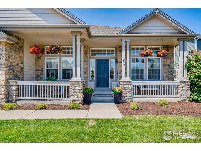 930 Huntington Hills Dr, Fort Collins, CO 80525 - #: 943321