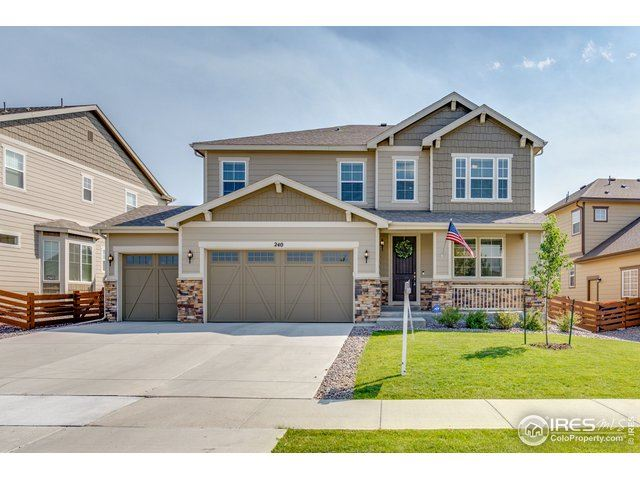 240 Horizon Ave, Erie, CO 80516 - #: 921324